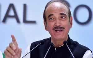 Ghulam Nabi Azad to meet President in evening ove...
