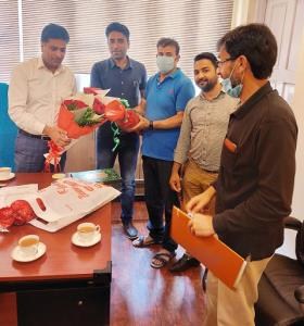 Talat reviews functioning of colleges, online cou...