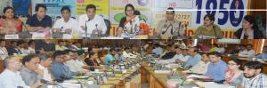Secretary School Education reviews developmental ...