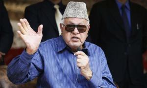Farooq Abdullah challenges ED order attaching his...