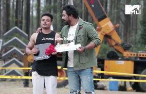 Jammu boy Arun Sharma wins MTV Roadies Real Heroes