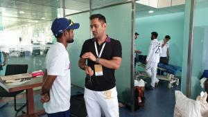 Dhoni checks in after India victory, Kohli asks r...