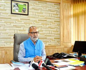 Why didn't BJP choose its CM candidate: Naeem