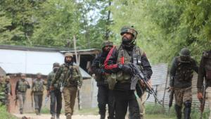 2 LeT militants killed in encounter in south Kash...
