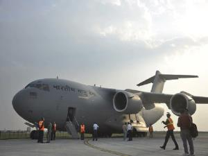 China delaying permission to India to send flight...