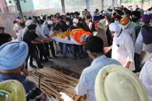 Slain BDC chairman cremated in Jammu