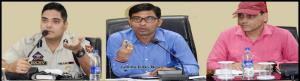 DC Poonch reviews Independence Day arrangements