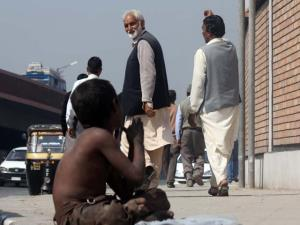 Govt bans begging at public, religious places in ...