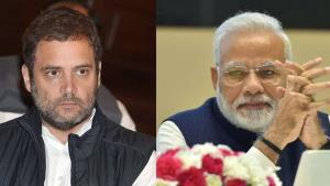 BJP says Rahul