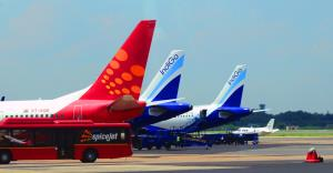 260 Jet pilots apply for jobs at SpiceJet amid ai...