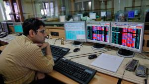 On a scare, Sensex plunges nearly 1,500 points, r...