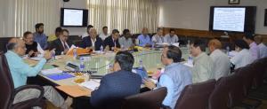 Chief Secretary chairs 110th FAC meeting