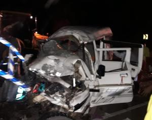 Ten killed in car-truck collision in Odisha