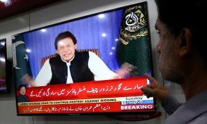 Time to change Pakistan's destiny, says PMImran ...