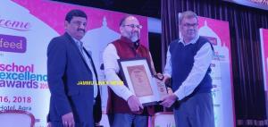 Heritage School receives Best CBSE school award