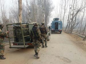 Encounter breaks out in Sopore