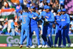 Team India to face West Indies in sunny Mancheste...