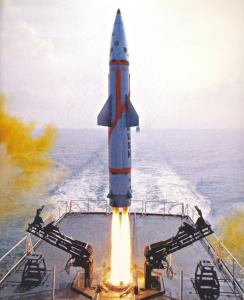 Dhanush ballistic missile successfully test-fired...
