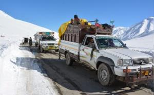 Jammu-Srinagar national highway closed for repair...