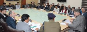 Dr Samoon reviews road safety, traffic regulatory...