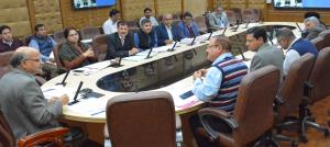 Chief Secretary reviews progress of Jammu-Srinaga...