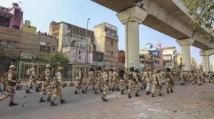 Heavy security deployed in violence-hit Northeast...