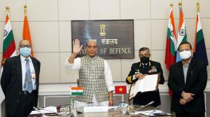 Rajnath Singh, Vietnamese counterpart discuss way...