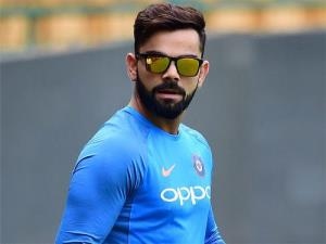 Vegetarian Virat Kohli is PETA India