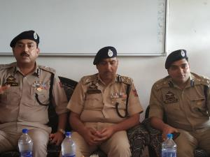 IGP reviews security arrangements of Budha Amarna...