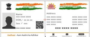 UIDAI CEO to make presentation on Aadhaar before ...