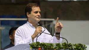 BJP slams Rahul Gandhi over Congress revoking Man...