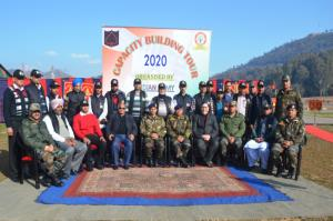 Army flags off capacity building tour for Sarpanc...