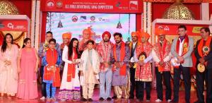 Kaustubh, Khushi Shubh emerges joint winners in D...