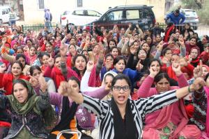 NHM employees extend strike for another 72 hours