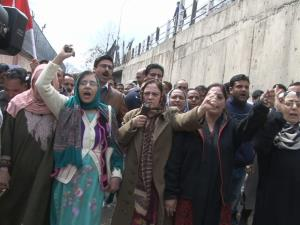 NC takes out march to protest custodial death of ...