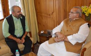MLC Randhawa meets Governor