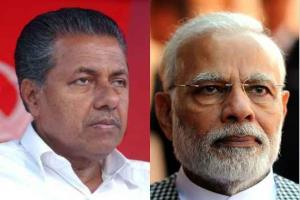 Kerala CM denied appointment with Modi for fourth...