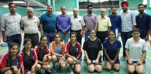 Inter Collegiate Badminton, Kho-Kho Tournaments c...
