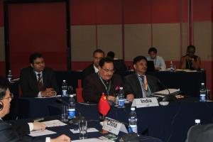 J P Nadda addresses 8th BRICS Health Ministers' M...