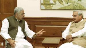Kashmir remembers Vajpayee as PM who looked beyon...