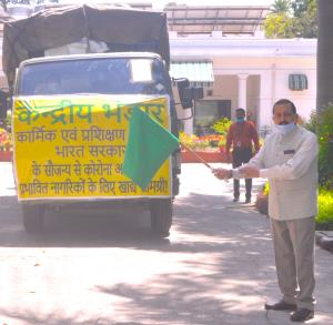 Dr Jitendra Singh flags off distribution of Kendr...