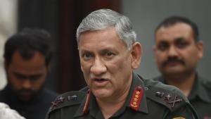 Army chief Bipin Rawat to begin 2-day Kashmir vis...