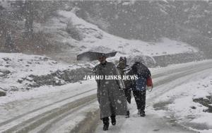 Rain, snow likely in J&K from Friday