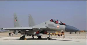 Brahmos test fired from Sukhoi fighter jet for fi...
