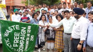 Kathua Admn launches plastic waste management cam...