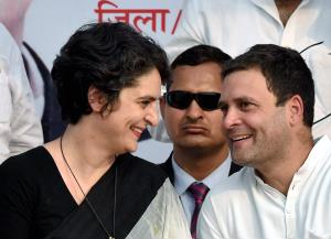 Priyanka Gandhi Vadra: from background to forefro...