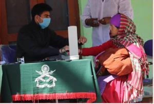 Army provides medicare facilities