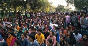 JNUSU reiterates its demands of rollback of draft...