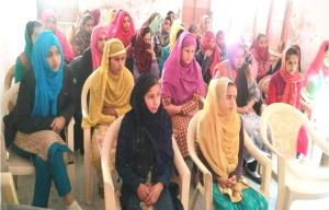 Awareness imparted on women empowerment schemes