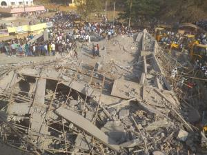 Dharwad building collapse: 56 rescued, Death toll...
